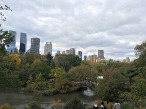 Central Park, Bildquelle: Eigene Aufnahme