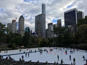 Eislaufen beim Central Park, Bildquelle: Eigene Aufnahme