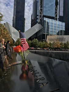 Das 9/11 Memorial, Bildquelle: Eigene Aufnahme