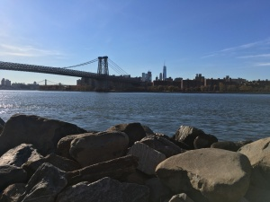 Der wohl schönste Ausblick auf Manhattan, Bildquelle: Eigene Aufnahme