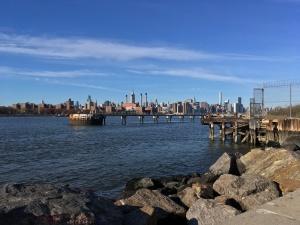Der Ort mit dem wohl schönsten Ausblick auf Manhattan, Bildquelle: Eigene Aufnahme