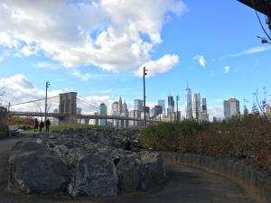 Brooklyn Bridge Park, Bildquelle: Eigene Aufnahme