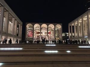 Die Metropolitan Opera, Bildquelle: Eigene Aufnahme